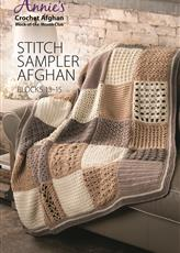 Annies Crochet Afghan Block-of-the-Month Club