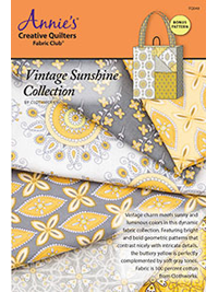 Creative Quilter's Fabric Club